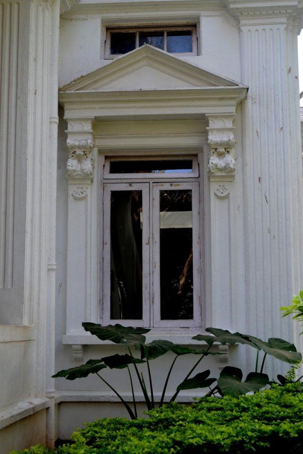 large french windows