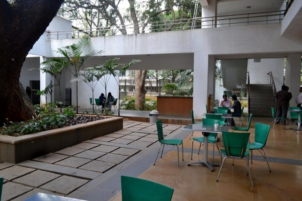 The National Gallery of Modern Art Cafe