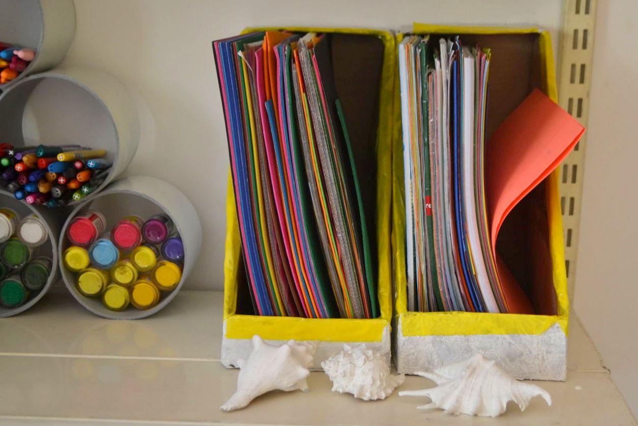 DIY – Paper Organizer