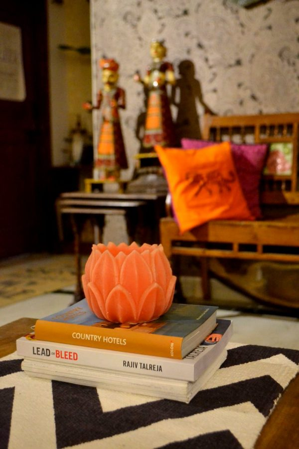 Home of an Indian decor blogger