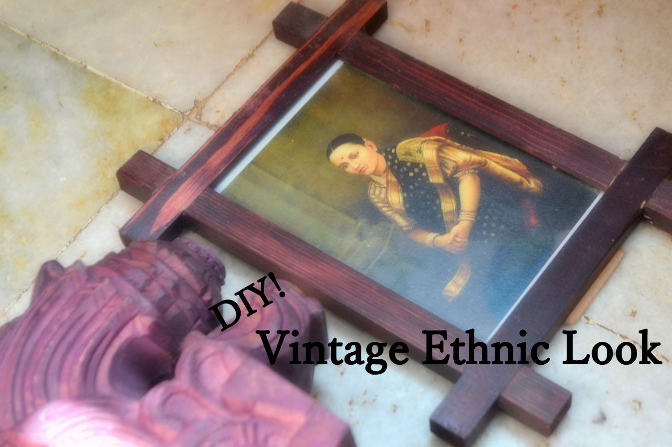 Vintage Ethnic Look – MoodBoard 1