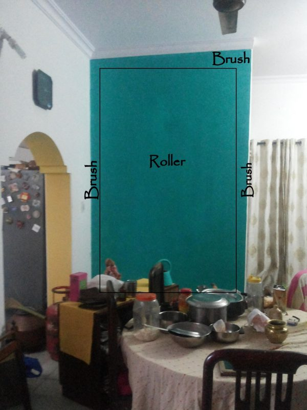 DIY Paint your wall