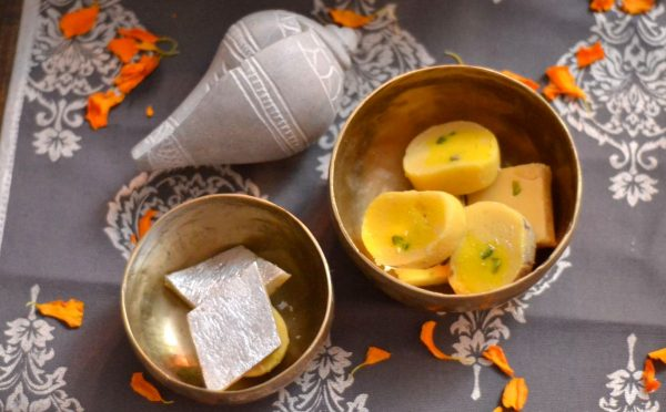 The Diwali goodies