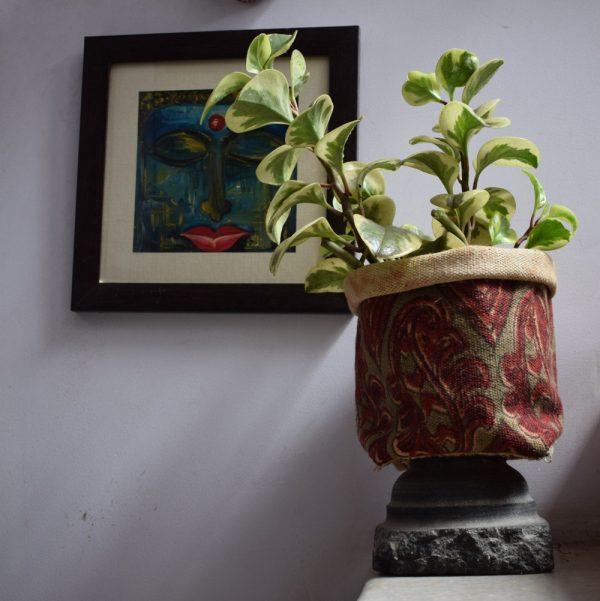Make your own Kalamkari Basket