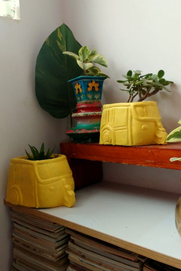 Planters from Pottery town