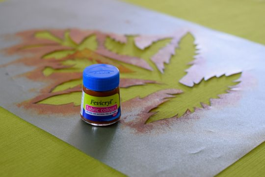 Fevicryl Fabric Colours