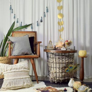 3 Super Easy DIY's for a Boho Home
