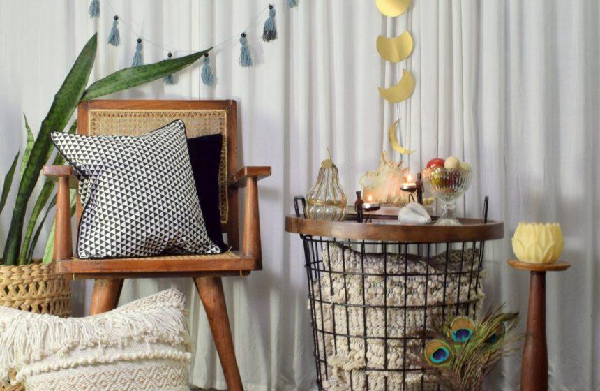 3 Super Easy DIY's for a Boho Home