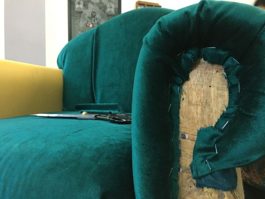 DIY Changing Upholstery – Type 2