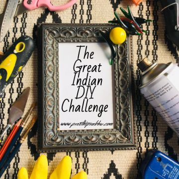The Great Indian DIY Challenge